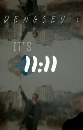 It's 11:11 by dengseu