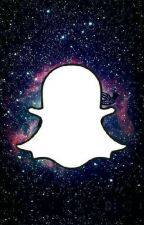 Snapchats de famosos (USUARIOS REALES) by brisabooks