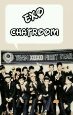 Exo Chatroom [DISCONTINUE]  by babbywolfyeollie614