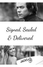 Signed, Sealed & Delivered // Harry Styles by lukesbooo