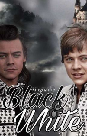 Black & White // Larry by -kingnarrie