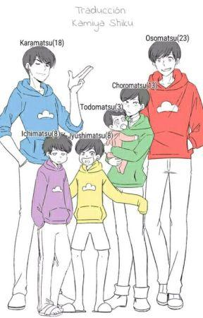 La vida de los hermanos Matsuno by ibiancaelric