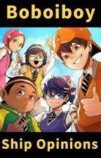 Boboiboy (Random cartoons) shipings talk show by PokegirlZaira
