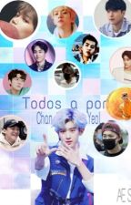 Todos A Por ChanYeol by amoelshippeo