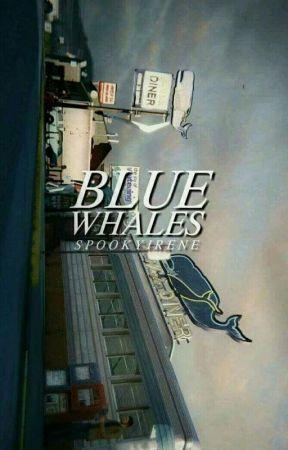 Blue Whales~joshler by spookyirene