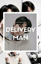 delivery man | jeon jungkook by wonhaemonie