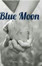 Blue Moon by Pierce_the_bri_