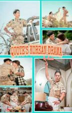 Quotes Korean Drama by Frrrhhh