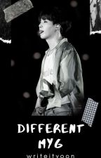Different (MYG) by writeityoon