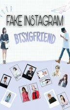 BTS X GFRIEND Fake Instagram by Wandaantika15