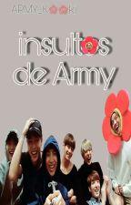 Insultos de Army by ARMY_Kooki