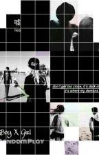 BOY X GIRL : RANDOM PLAY by kstianr