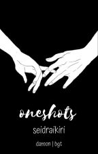 DAMON |「oneshots」 by MadGravity7_