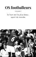 OS footballeurs [Terminé.] by -pauney