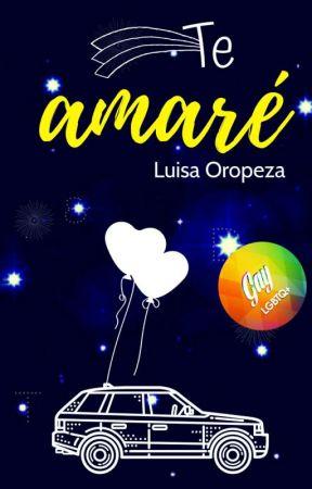 Te Amaré #VioletAwards2019 #PremiosNÉRS2019 by LuisaMartinez548