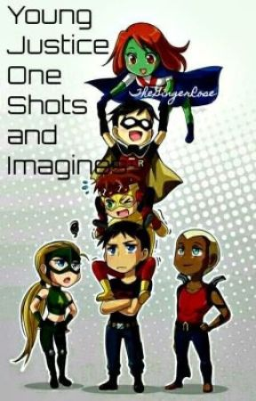 Young  Justice One Shots by flawsarewhatdefineus