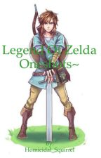 Legend of Zelda X reader oneshots~ [DISCONTINUED]  by Starcrossed_huntress