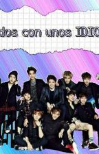 Casados con unos idiotas  EXO by Chanbaek003