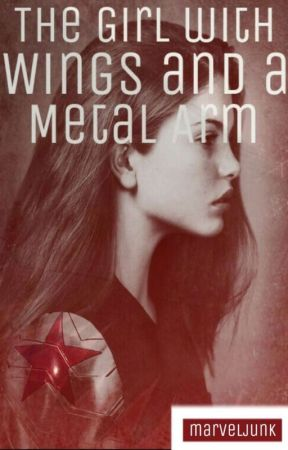 The Girl with Wings and a Metal Arm || Avengers Fan Fic by BookNerd2410