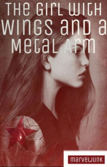 The Girl with Wings and a Metal Arm    Avengers Fan Fic - ~kat