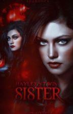 Hayleys Twin Sister  by Sambaker2003