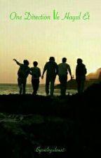 One Direction İle Hayal Et  by mileyselena5