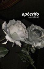apócrifo ; yoonseok by asocialiteral