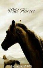 Wild Horses Aguslina  by bajdacz1703