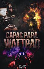 Capas para Wattpad by ThayItaly