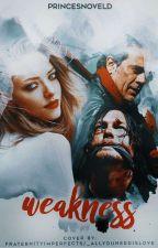 Weakness || Daryl Dixon || TWD by PrincesNovelD