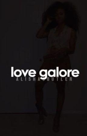 LOVE GALORE (BWWM) by alishasbutler