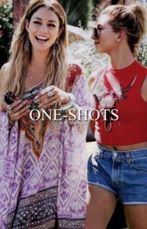 ONE-SHOTS  by KatAndKim