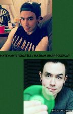 Natewantstobattle roleplay  by StarryWantsToBattle