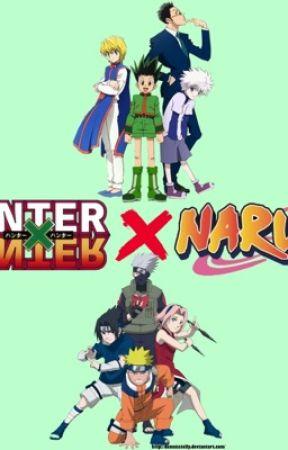 Hunter x Hunter x Naruto by IamMelissaDub