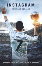 Instagram || Cristiano Ronaldo  by ohmaigriezmann