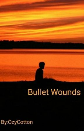 Bullet Wounds by OzyCotton