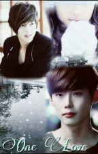 One Love (Kim Hyun Joong o Lee Jong Suk y Tú) Temporada 1 by AleLKTripleS1408
