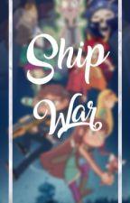 Ship War  by starlight_staar
