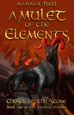 Amulet of the Elements Keeper of the Elements by VermilionRaven
