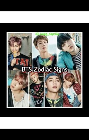 BTS zodiac signs - What does Jungkook call you - Wattpad