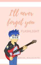 I'll NEVER forget you [Flashlight] by LiziKawaiiGirl