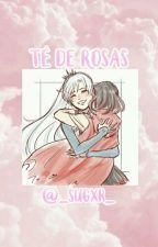 Té de Rosas★ WhiteRose Au!  by _Sugxr_