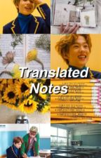 Translated notes ||NCT dream Jisung by JusufKiki