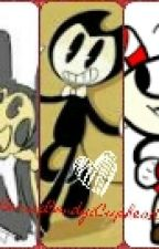Boris x Bendy x Cuphead (Discontinued For Now) by SheepthangDiop