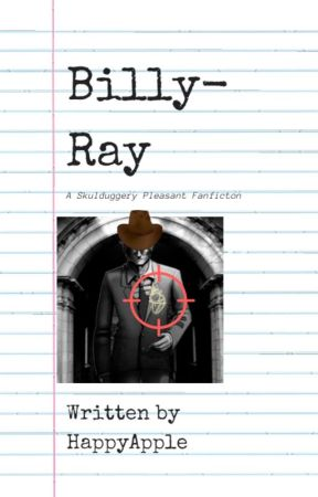 Billy-Ray by HappyApple210
