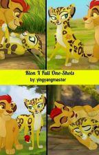 Kion X Fuli One-Shots by yingyangmaster