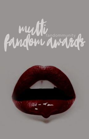 Multi Fandom Awards 2017 by fandommunity