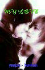 My Love by resarizky