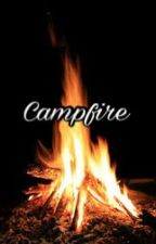 Campfire || Lucaya AU by LucayaXDogs