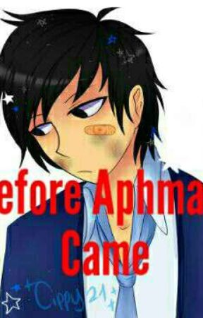 before aphmau came an aaron x reader fanfic